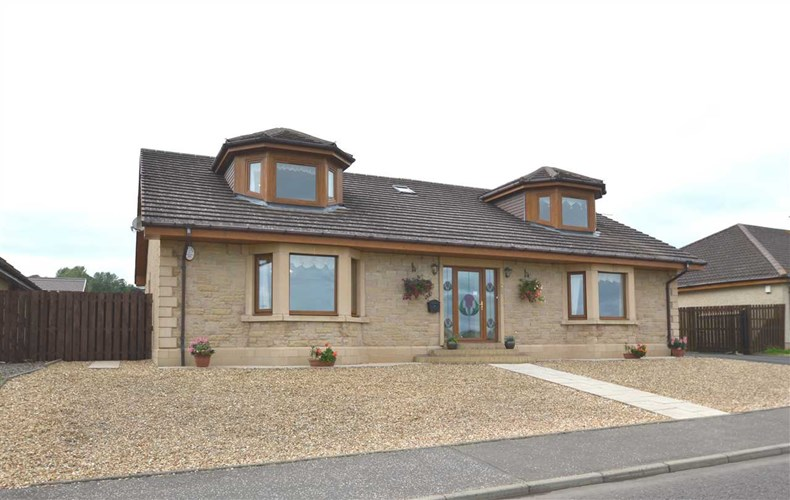Lesmahagow - 4 Bedroom Detached