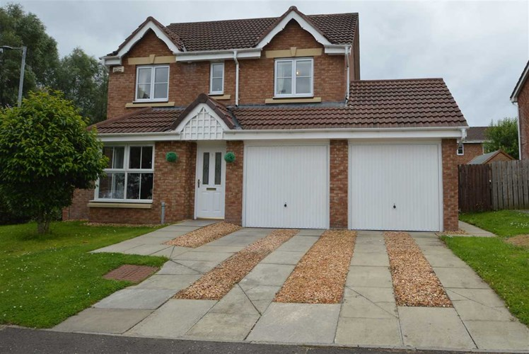 Wishaw - 4 Bedroom Detached