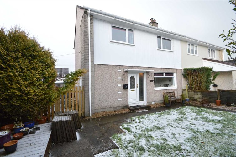 Strathaven - 3 Bedroom Semi