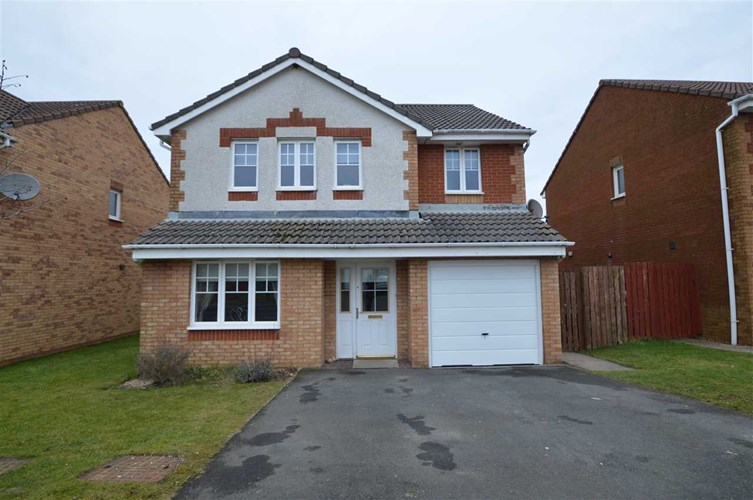 Blackwood - 4 Bedroom Detached