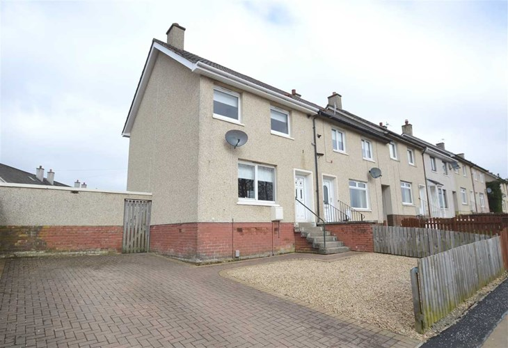 Motherwell - 2 Bedroom End Terrace
